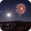 Independence Day Fireworks in Prescott Arizona,                                Alex Roberts