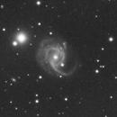 NGC2595 with ring galaxy PGC23700,                                Michael Lorenz