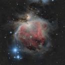 M42 / Orion Nebula / Sh2-281 (RGB),                                Falk Schiel
