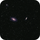 M81 & M82 - Bode's Boys,                                David Augros