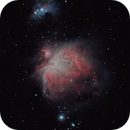 Messier 42 Great Nebula in Orion,                                Harri Heikkinen