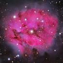 Cocoon Nebula IC5146,                                sydney