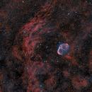 NGC6888 Le Croissant,                                adnst