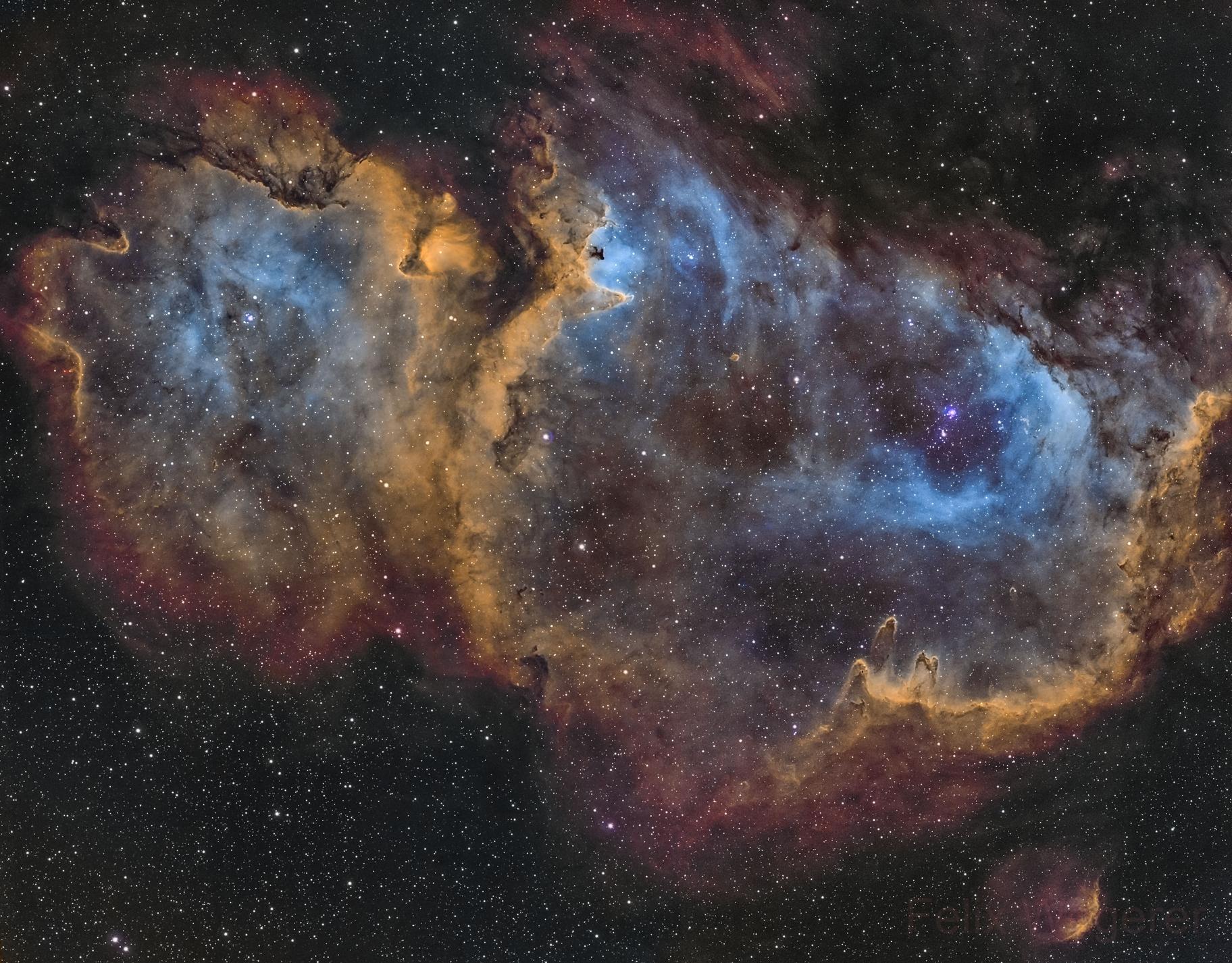 Soul Nebula Deep View,                                felixwegerer