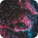 NGC 6995  - Close up and Deep,                                Colin McGill