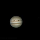 Jupiter et ses lunes,                                Dedastro