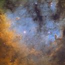 NGC 7822,                                Richard Francis