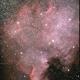 NGC 7000,                                Axel
