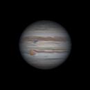 Jupiter - 2020/07/07,                                Olivier Ravayrol
