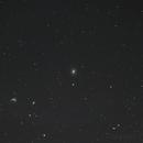 M58 & NGC 4567 avec NGC 4568,                                FranckIM06