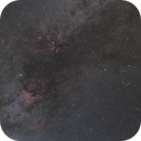 A wide field view in Cygnus,                                Robert Huerbsch