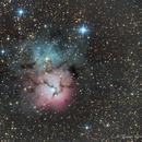 Trifid Nebula-Crop,                                Fenton