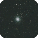 M13 First Tracked Image,                                Tony Brown