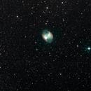M27 The Dumbbell Nebula,                                AdamBomb