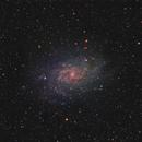 M33 DESDE OBSERVATORIO URBANO,                                Caronthe