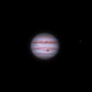 Jupiter with Tele Vue 60mm,                                Richard Kelley