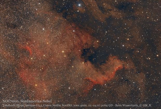 NGC7000,                                Ulli_K