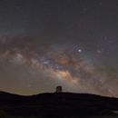 The Gran Telescopio Canarias and the Roque de los Muchachos Observatory (La Palma),                                Wei-Hao Wang
