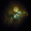 RCW 42 / Gum26  in HST palette,                                John Ebersole