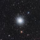 M13 The Great Globular Cluster in Hercules,                                Sung-Joon Park