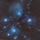 M45  Pléiades,                                Sylvain Lefebvre