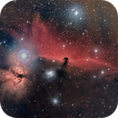 IC-434 Nebulosa cabeza de caballo HaRGB (Horsehead Nebula HaRGB),                                Alfredo Beltrán
