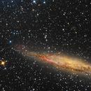 NGC 4945,                                Mark