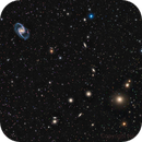 Fornax Galaxy Group including NGC 1365,                                Neale Walters