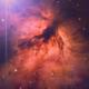 NGC 2024, Flame Nebula,                                w4sm