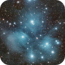 M45 Pleiades Cluster #10,                                Molly Wakeling