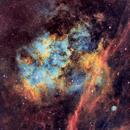 Sharpless-115 and  116  in Cygnus - version2,                                Arnaud Peel