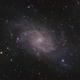 M33 - Crop,                                Friesenjung