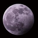Partial Lunar Eclipse,                                Kristof Dabrowski