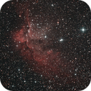 Wizzard Nebula,                                Maniersch