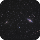 NGC 7331 and Stephan's Quintet,                                Knut Hagen