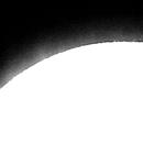 Solar prominence 7-4-2021,                                Ηρακλής Πιπινος