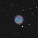 M97, der Eulennebel,                                Peter Schmitz