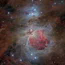 Orion Nebula Complex [Image Of Team],                                Giuseppe Donatiello