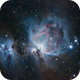 M42 and the Running Man,                                Jeremy Wiggins