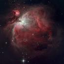M42 Orion Nebula,                                Brett Creider