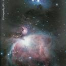 M42 Great Orion Nebula,                                JayS_CT