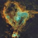 IC 1805 Heart Nebula - Y2020 + Y2021 data,                                Sektor
