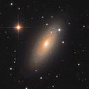 NGC 2841 in Ursa Major,                                Nurinniska