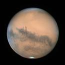 MARS 10 10 2020 1H53 NEWTON 625 MM BARLOW 5 FILTRES RVB QHY5III 178M 100%  LUC CATHALA,                                CATHALA Luc