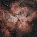 Eta Carinae nebula NGC3372,                                Michelle Bennett