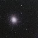 NGC 5139  Omega Centauri in RGB,                                BO PENG(ISAAC)