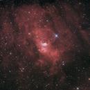 Bubble-Nebel NGC 7635,                                PeterN