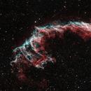 Eastern Veil Nebula,                                Seth