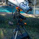 New Imaging OTA - VC200L,                                Serge Caballero