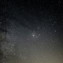 Antares, Scorpius and the Milky Way,                                Danny MacDonald
